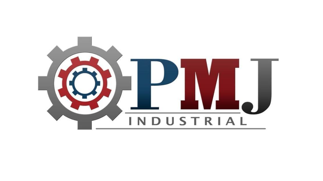 Diseño de logo PMJ Industrial