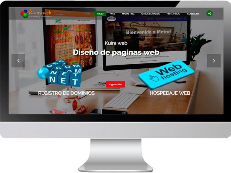 Páginas Web Responsive Design